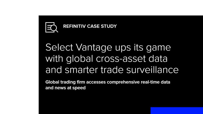 Front cover image of the select vantage case study