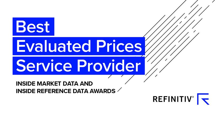 Best Evaluated Prices service provider award thumbnail