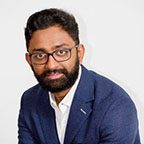 Arunkumar Krishnakumar - top influencer on #RefinitivSocial100