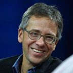 Ian Bremmer - top influencer on #RefinitivSocial100