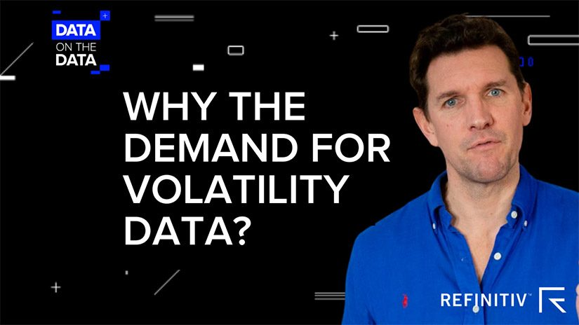 Roger Hurst why the demand for volatility data