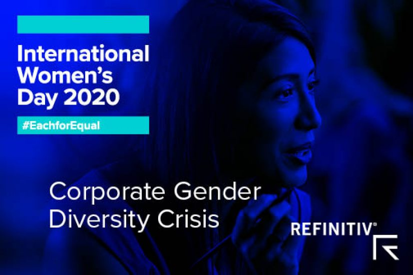 Corporate gender diversity crisis - special report cover