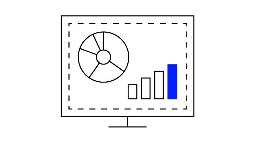 Graphic representing Refinitiv Eikon