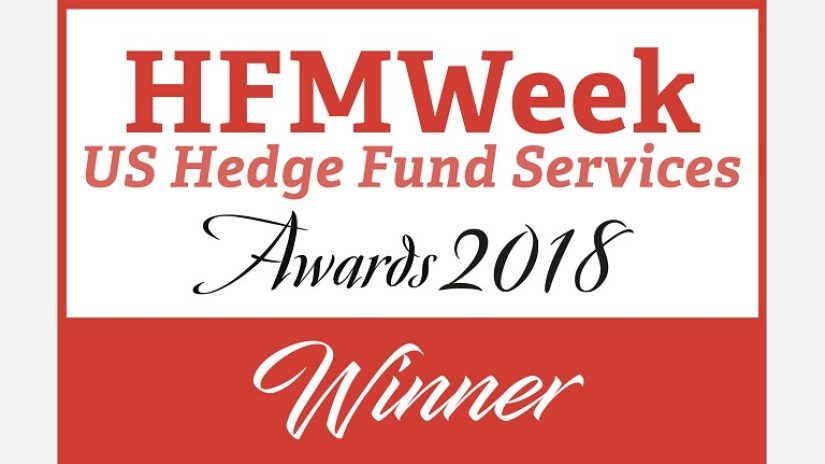 HFMWeek US Hedge Fund Services Awards 2018