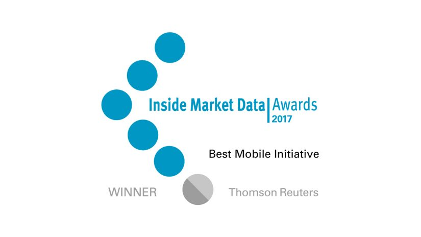Insight Market Data Awards 2017 logo