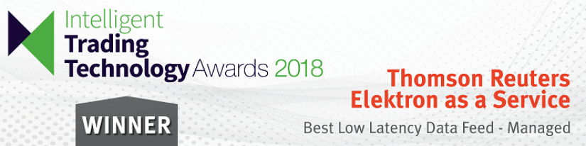 Intelligent Trading Technology Awards 2018 logo