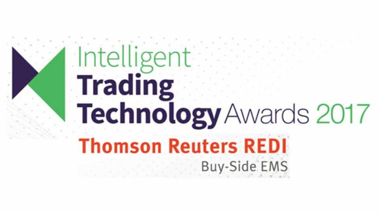 Intelligent trading technology awards 2017