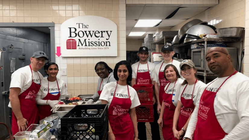 bowery mission supporting communities in new york