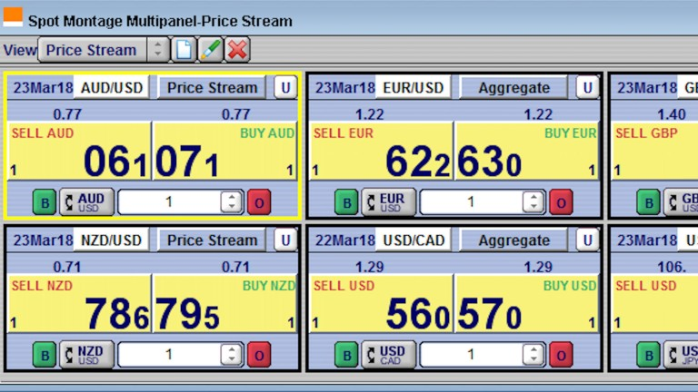 Spot montage multipanel-price stream screenshot