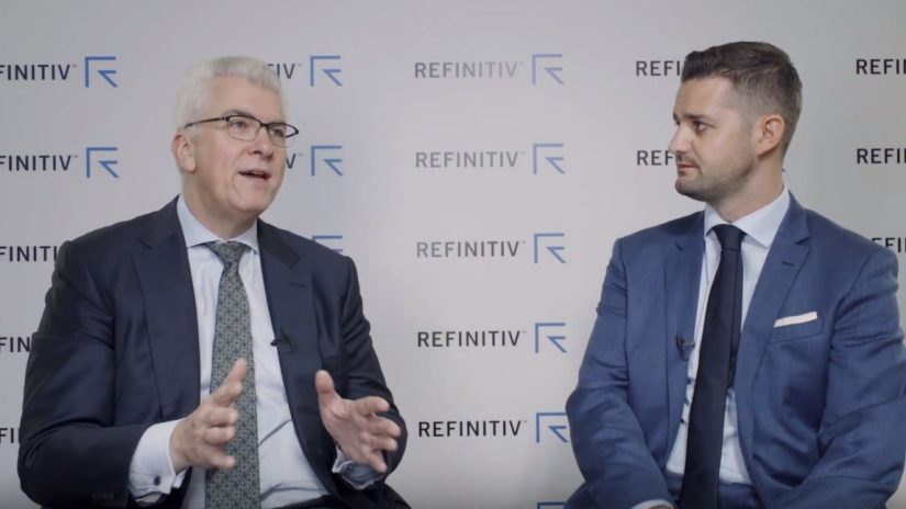 David Shepherd and Bryan Stirewalt discuss the pace of change, financial inclusion, and fintech regulation