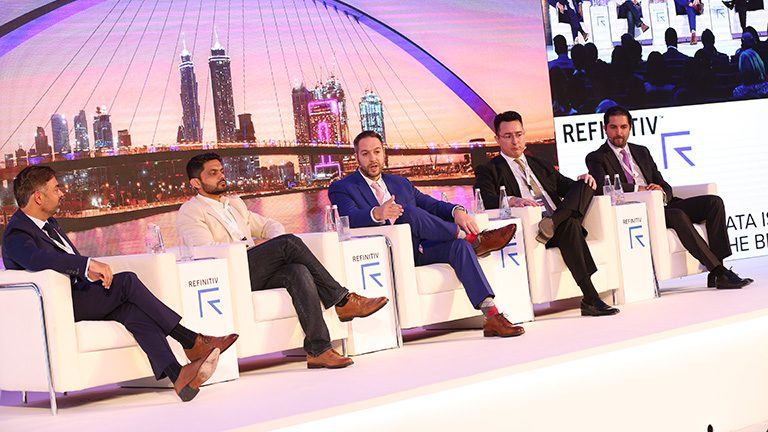 Vishal Relhan led the emerging technology and trends panel which brought together global tech specialists
