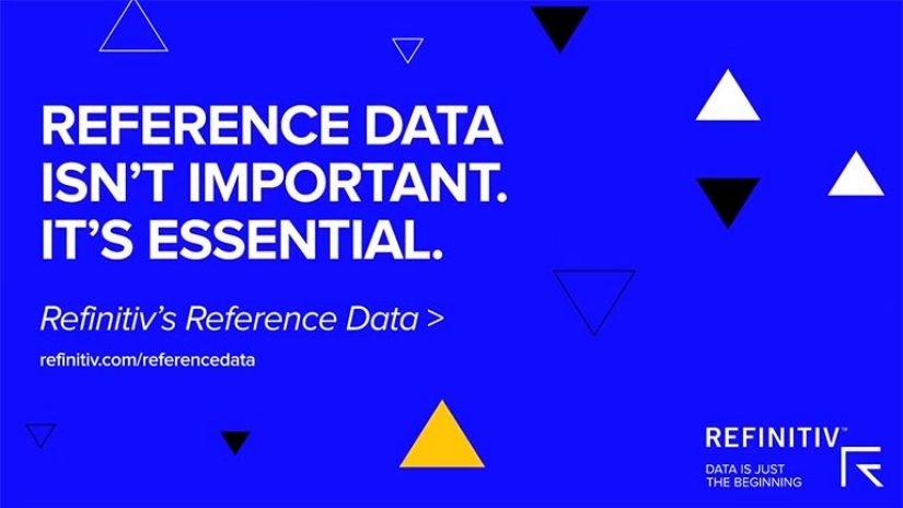 Refinitiv's reference data video