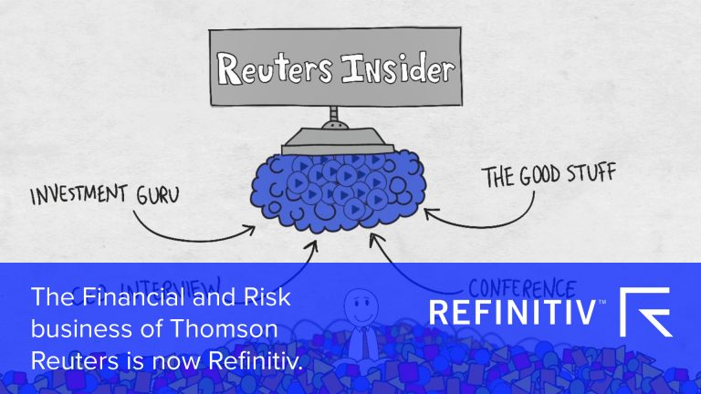 Video overview of the Reuters Insider financial video news service.