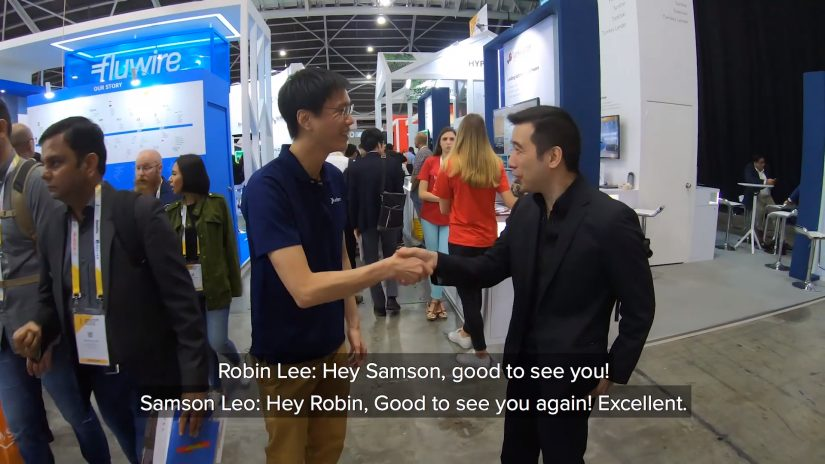 Xfers co-founder, Samson Leo shares with Refinitiv Head of RegTech Market Development, Robin Lee, on how Refinitiv has helped them cut their screening time by almost 72%.