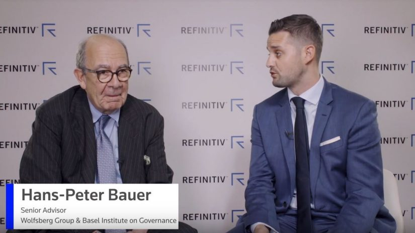 David Shepherd and Han-Peter Bauer discuss the biggest priorities for the compliance community