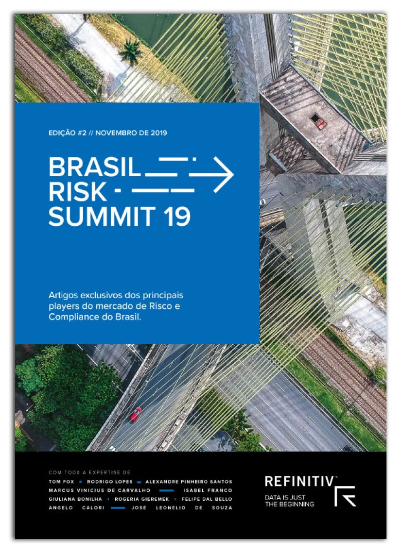 Revista Brasil Risk Summit 2019