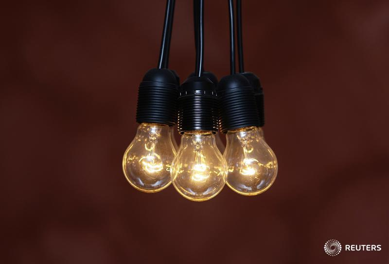 Traditional Incandescent light bulbs are seen at an apartment in Munich August 31, 2009.