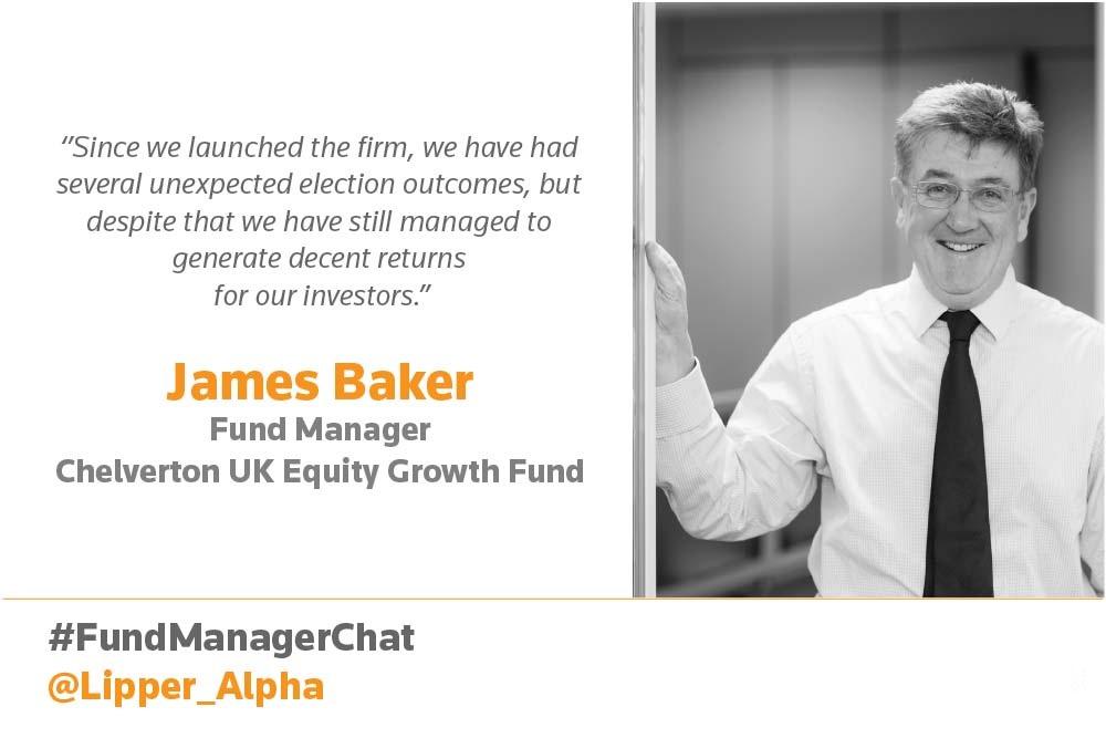 James Baker quote