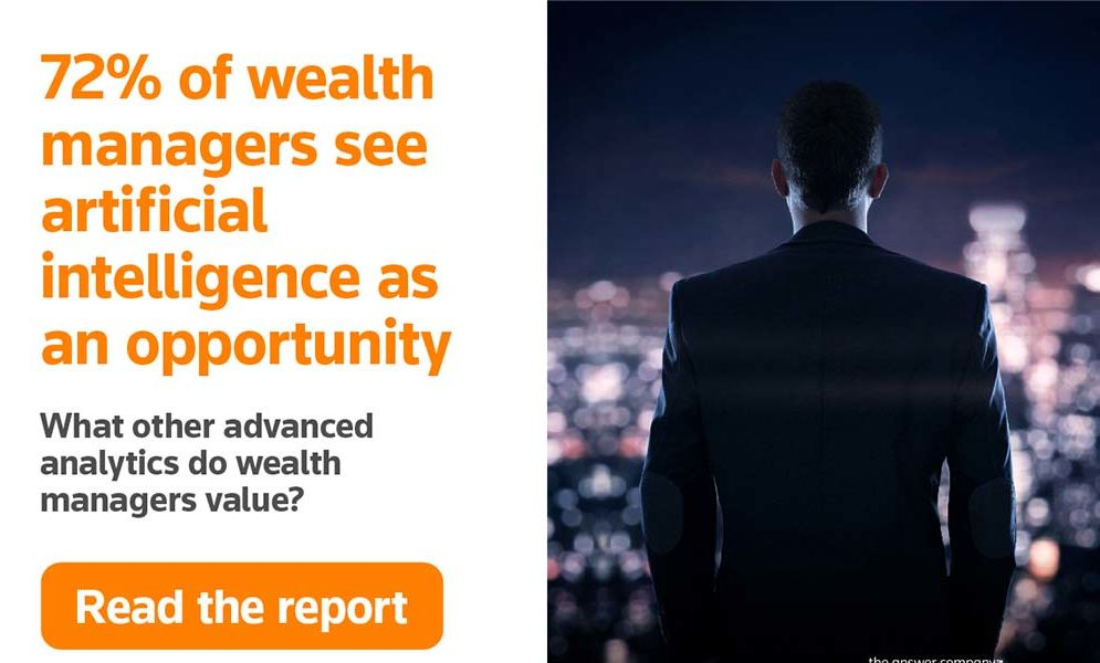Digitalization of Wealth Management Providing High Tech Service in a High Touch Industry