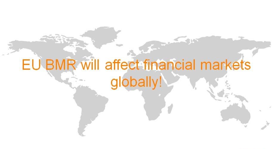 EU BMR will affect financial markets globally!
