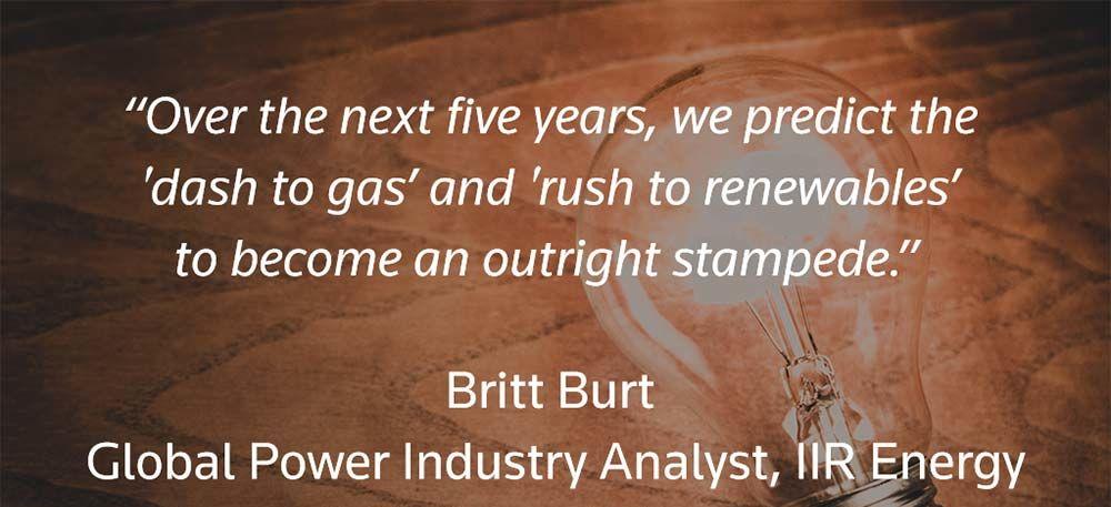 Britt Burt Quote