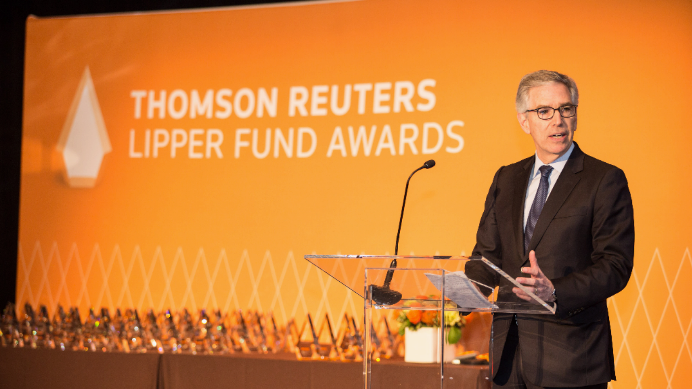 Michael Naughton, Managing Director, Americas, Thomson Reuters. Photography: Matt Greenslade