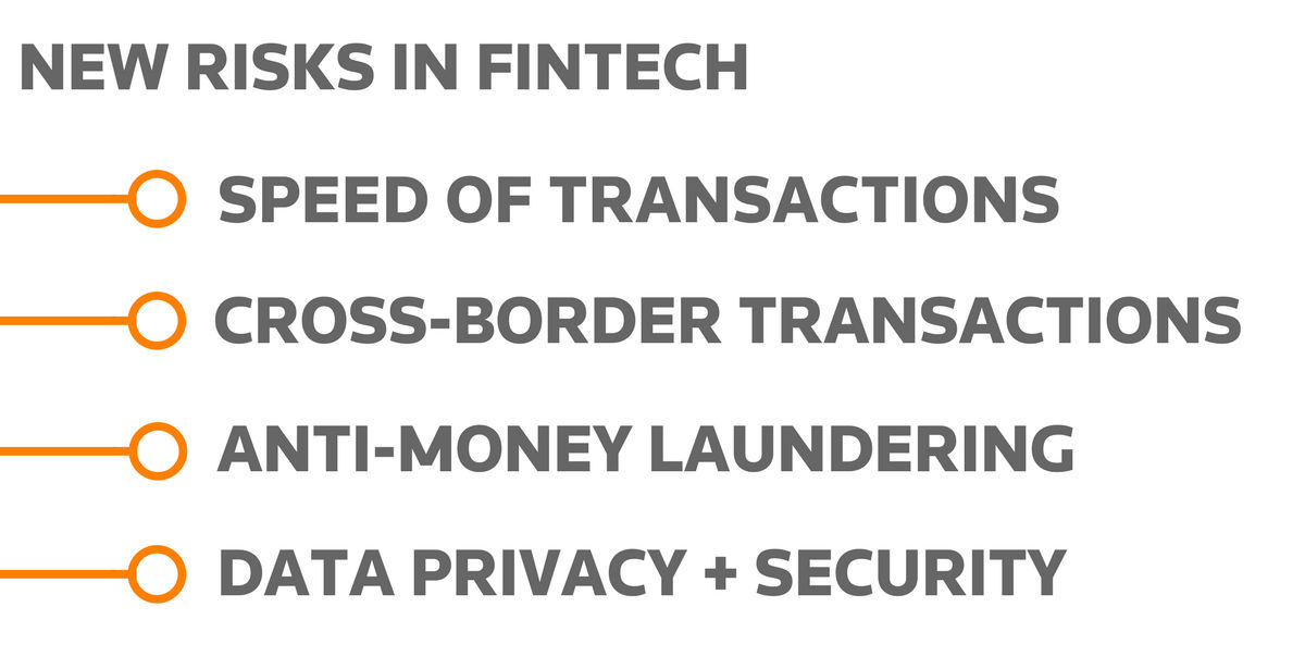 New risks in Fintech