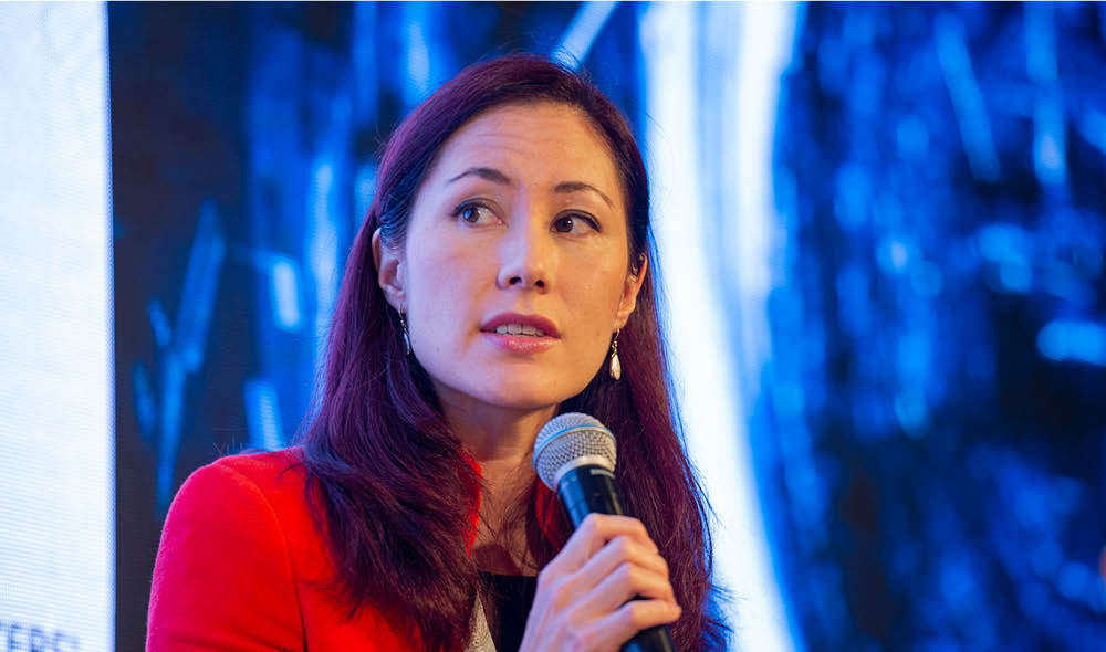 Emily Chew, Global Head of ESG, Manulife Asset Management