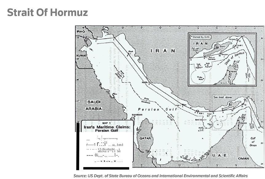 Strait of Hormuz: Can Iran halt the oil tankers