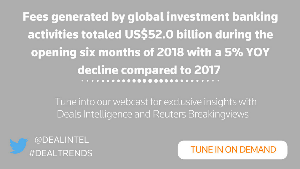 Tune into our webcast on demand for exclusive insights with Deals Intelligence and Reuters Breakingviews. Mega deals keep the M&A boom afloat