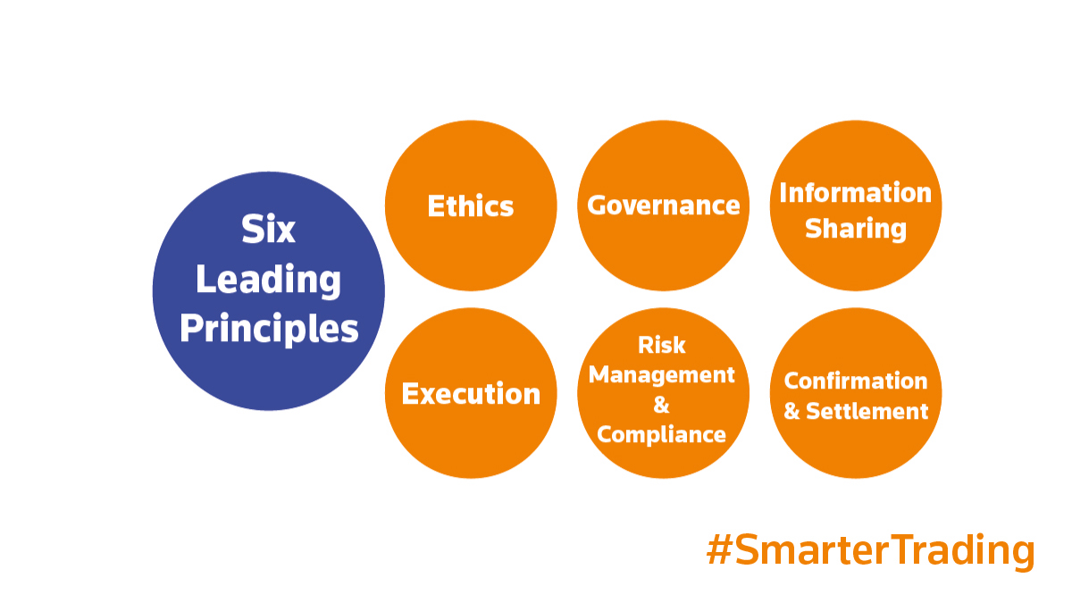 Six leading principles