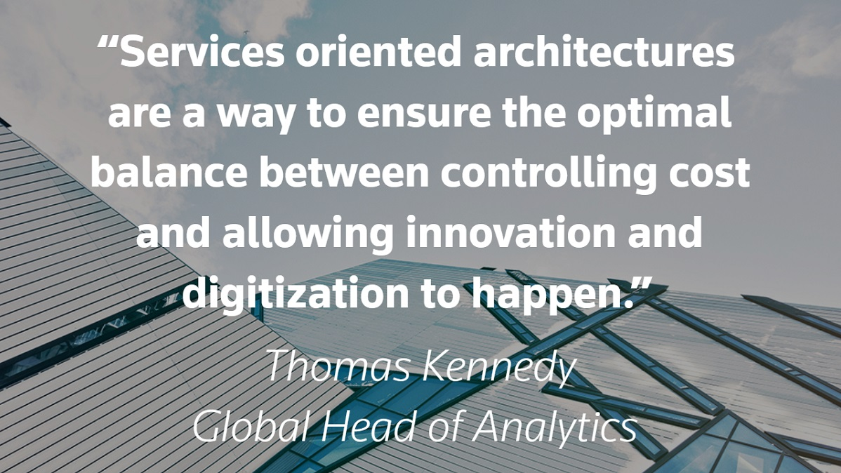Thomas Kennedy Quote. A new force in managed data services