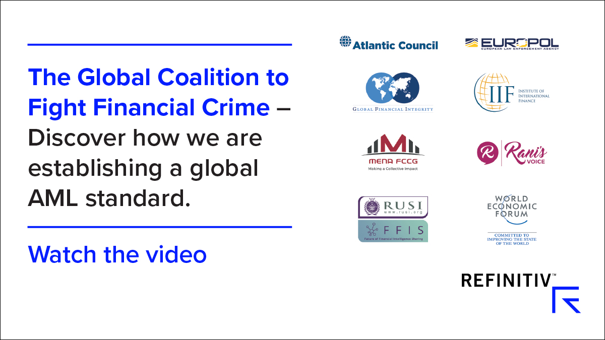 The global coalition to fight financial crime