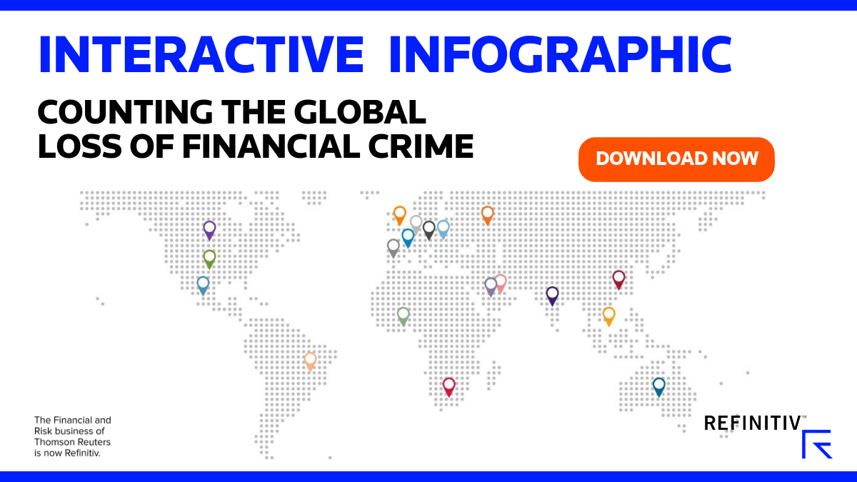 Counting the global loss of financial crime. Combating payments-related financial crime