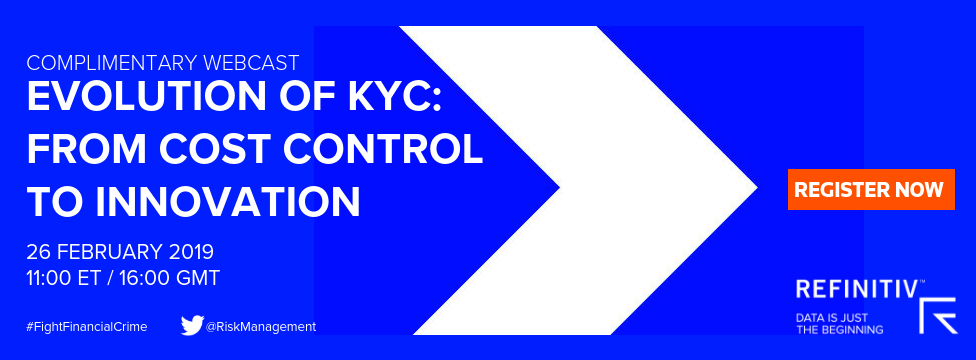 Evolution of KYC webinar. Combating payments-related financial crime