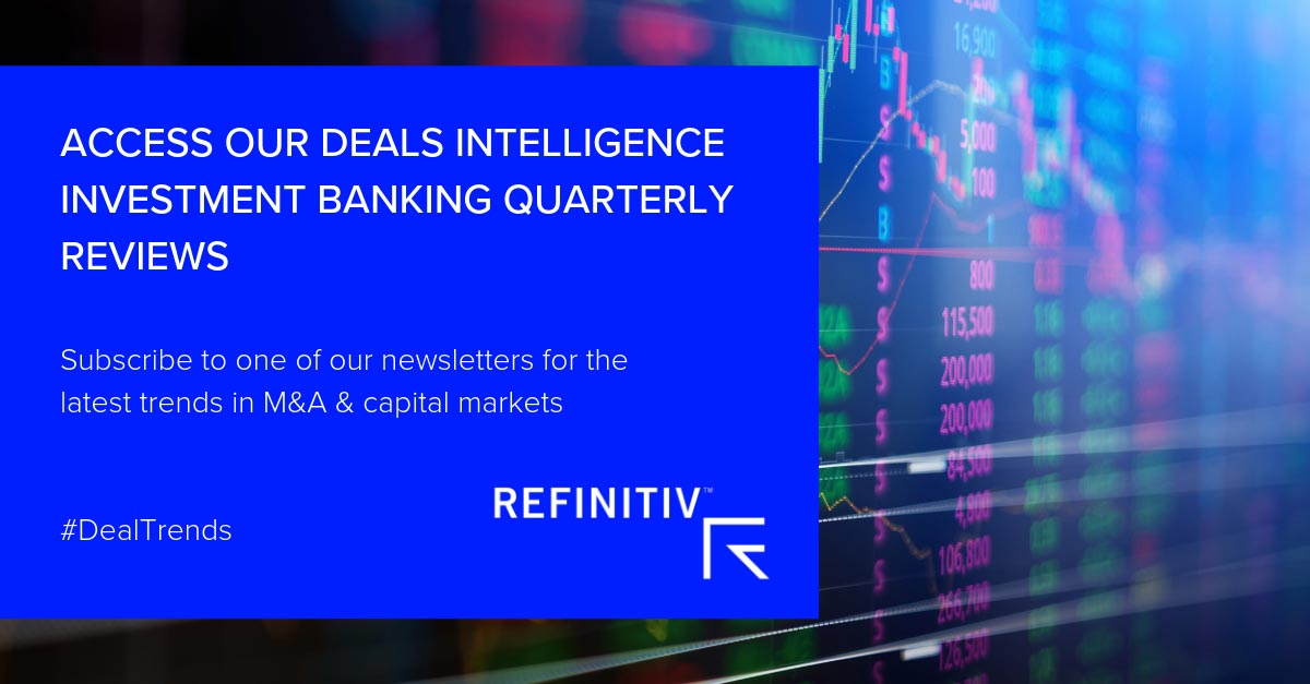 Deals Intelligence. Dealmakers assess capital markets in 2019