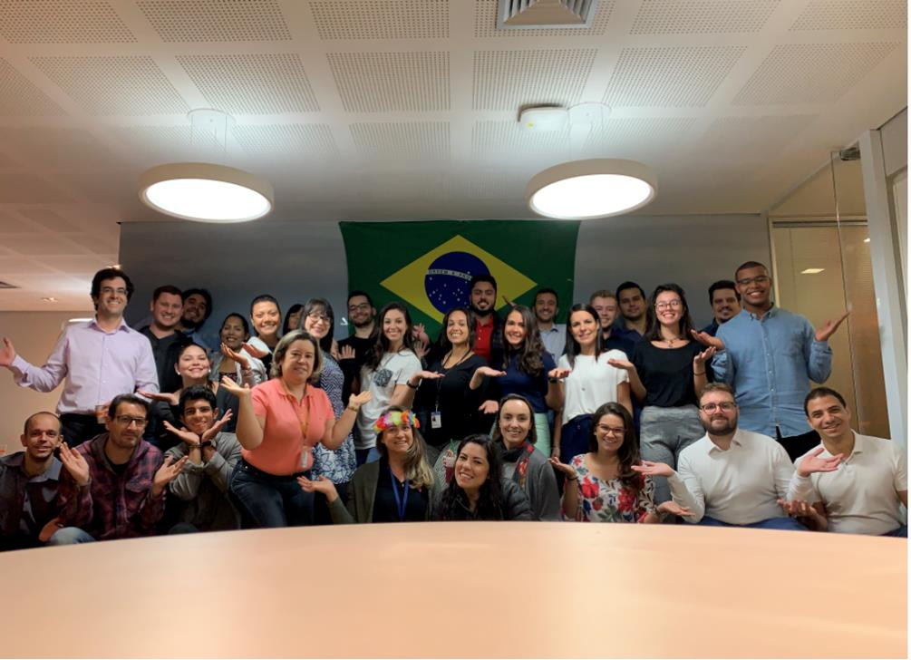 Refinitiv Brazilian Team