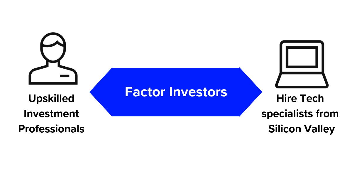 Factor investors
