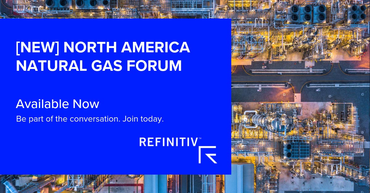 New North America Natural Gas Forum