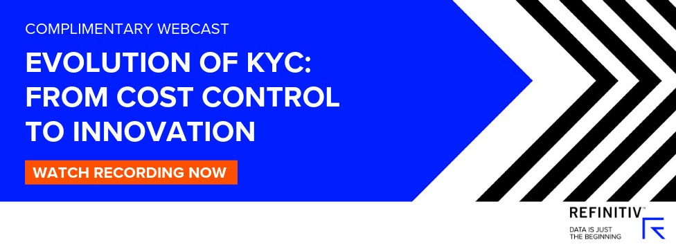Evolution of KYC: from cost control to innovation