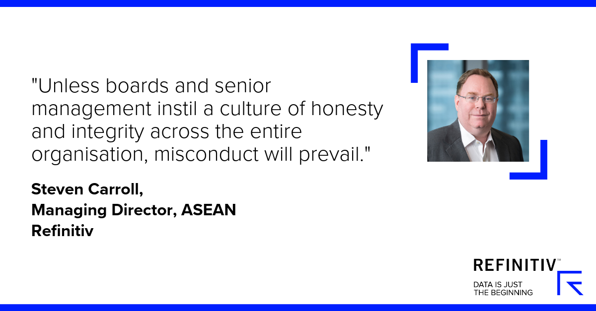 Steven Carroll Quote 2. The biggest challenges facing compliance in Asia