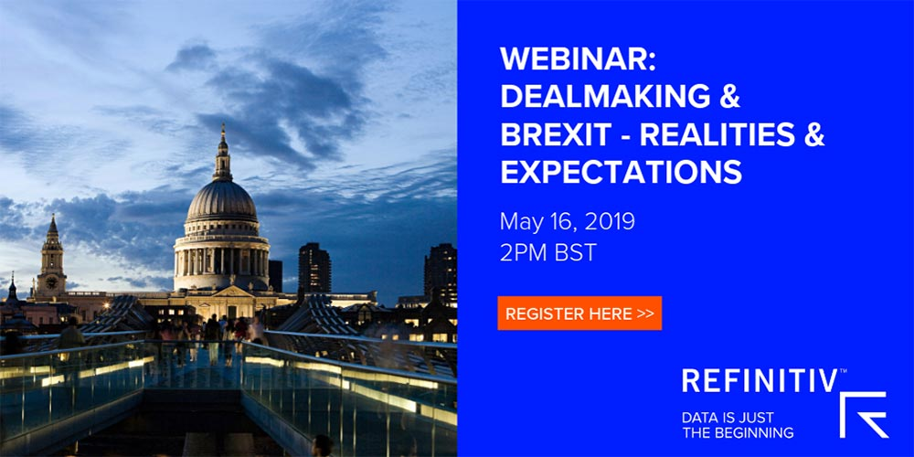 Webinar: Dealmaking & Brexit – Realities & Expectations