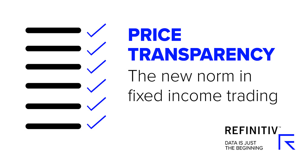 Price transparency. The new norm in fixed income trading