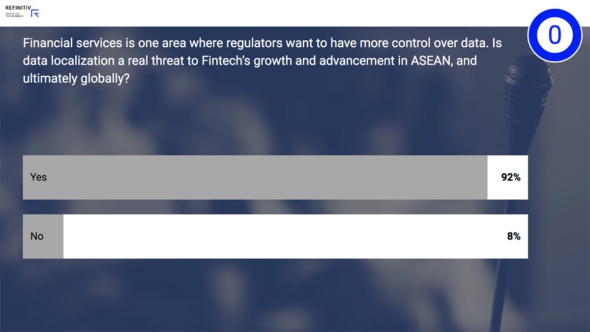Is data localization a threat to fintech's growth. Championing fintech innovation in ASEAN