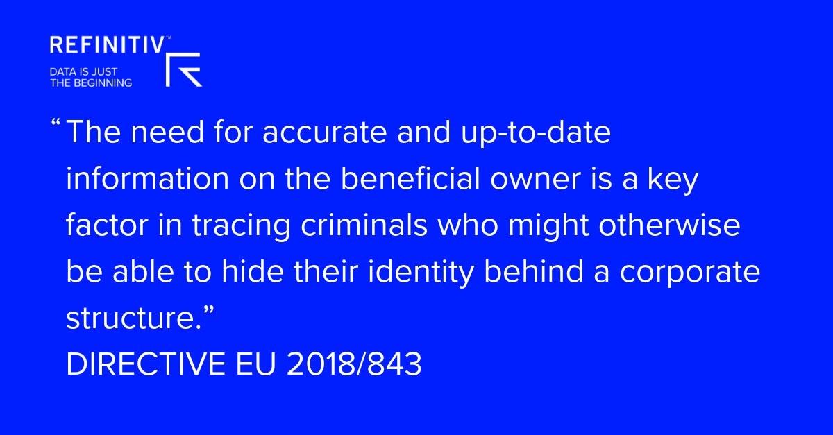 Directive EU 2018/843