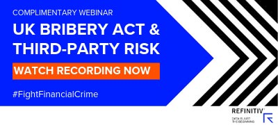 UK Bribery Act & Third-Party Risk. How to manage anti-corruption risk
