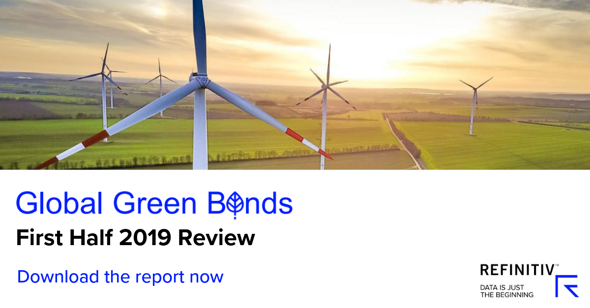 Global Green Bonds H1 Review