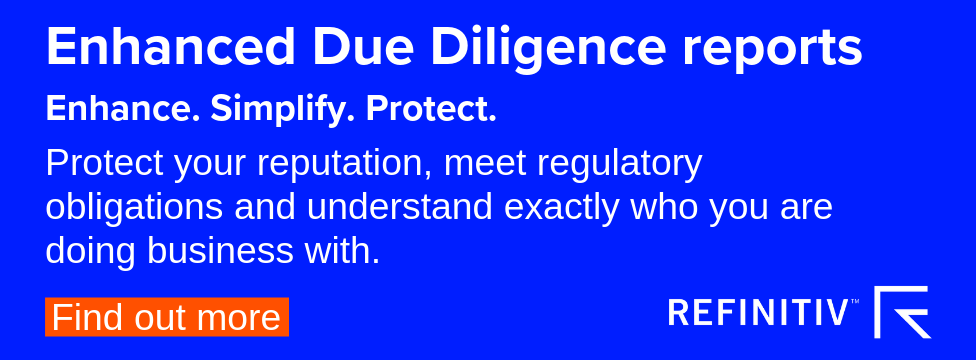 Enhanced Due Diligence reports