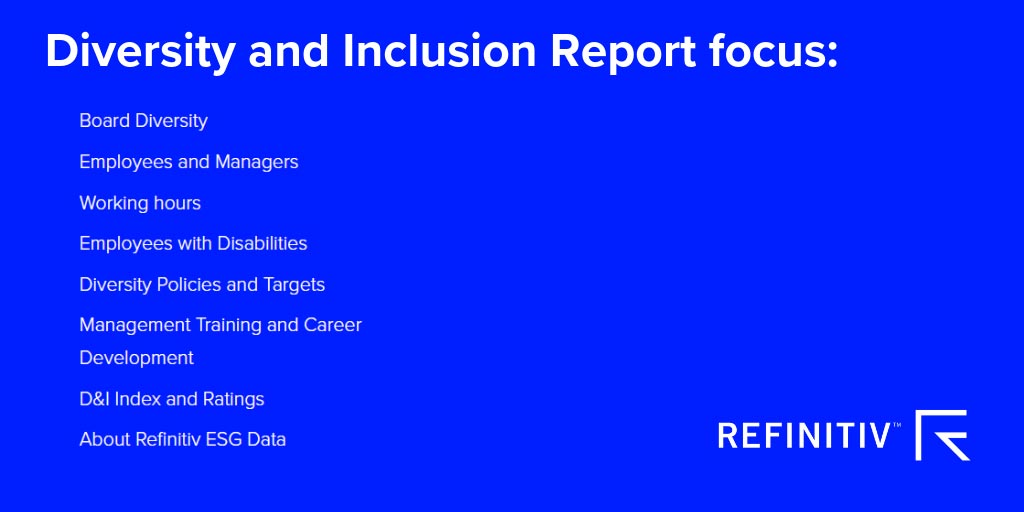 Diversity and Inclusion Report focus