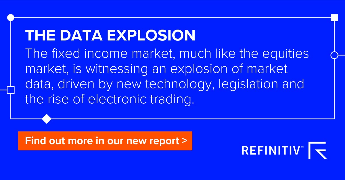 The data explosion. A holistic view of fixed income market data